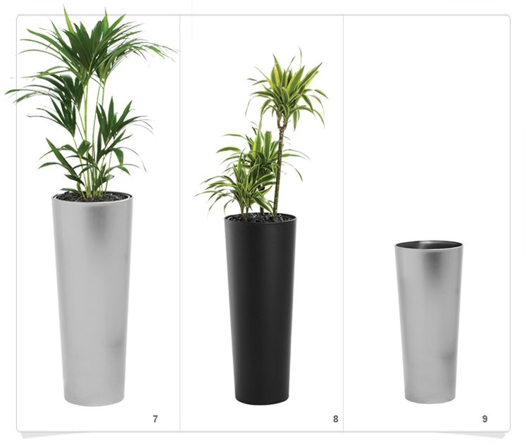 Conical Planter 05